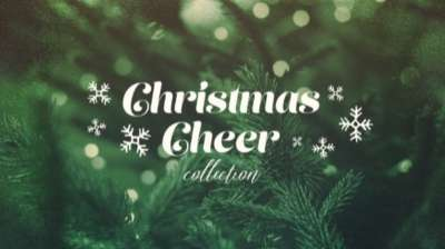 Christmas Cheer Collection