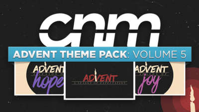 Advent Theme Pack: Vol. 5