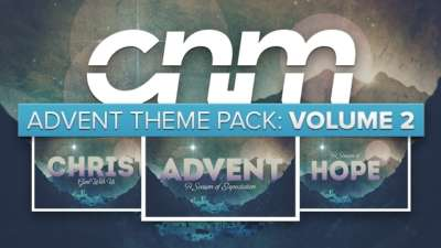 Advent Theme Pack: Volume 2