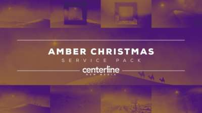 Amber Christmas Service Pack