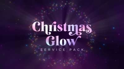 Christmas Glow Service Pack