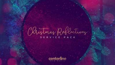 Christmas Reflections Service Pack