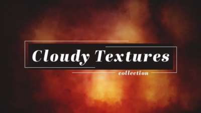 Cloud Textures Collection