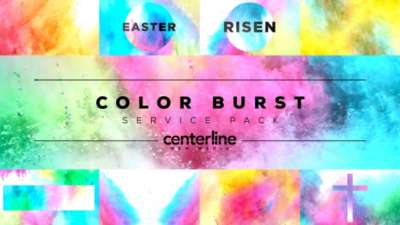 Color Burst Service Pack
