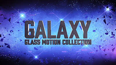 Galaxy Glass Collection