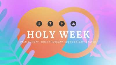 Holy Week Icons Collection