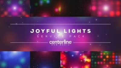 Joyful Lights Service Pack