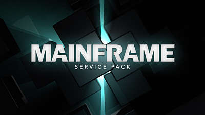Mainframe Service Pack