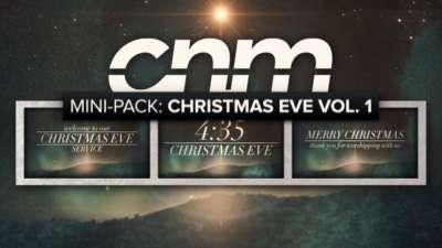 Mini-Pack: Christmas Eve Vol. 1