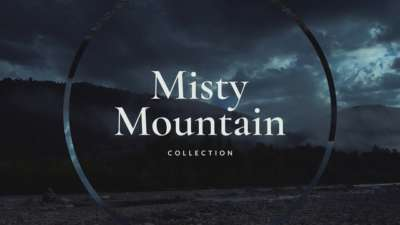 Misty Mountain Collection