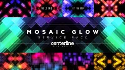 Mosaic Glow Service Pack
