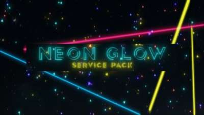 Neon Glow Service Pack