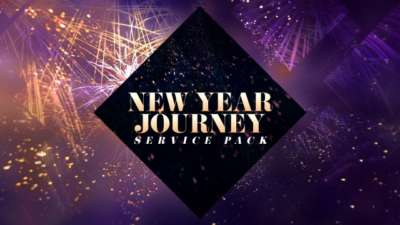 New Year Journey Service Pack
