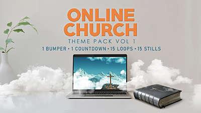 Online Church Theme Pack Vol 1