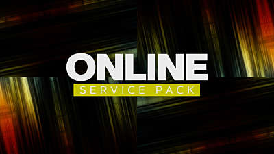 Online Service Pack