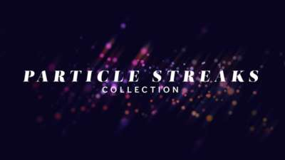 Particle Streak Collection