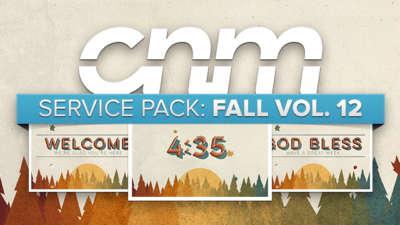 Service Pack: Fall Vol. 12