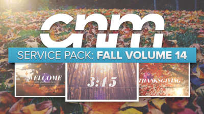Service Pack: Fall Vol. 14