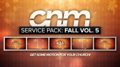 Service Pack: Fall Vol. 5
