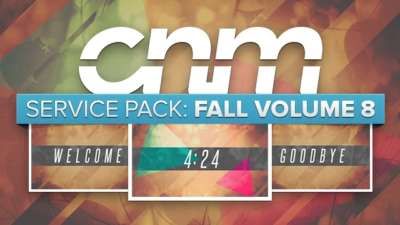 Service Pack: Fall Vol. 8