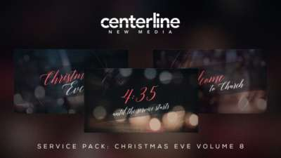 Service Pack: Christmas Eve Vol. 8