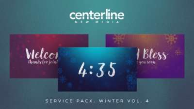 Service Pack: Winter Vol. 4