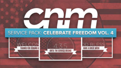 Service Pack: Celebrate Freedom Vol. 4