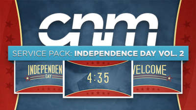 Service Pack: Independence Day Vol. 2
