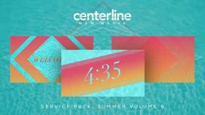 Service Pack: Summer Vol. 6