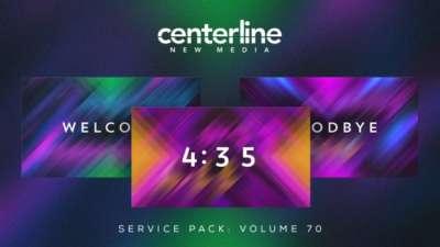 Service Pack: Volume 70