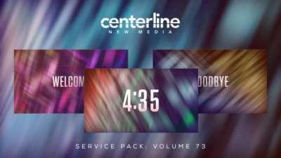 Service Pack: Volume 73
