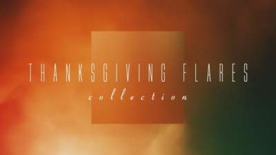 Thanksgiving Flares Collection