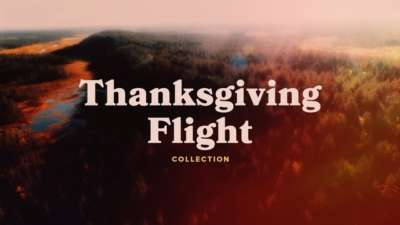 Thanksgiving Flight Collection