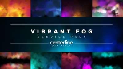 Vibrant Fog Service Pack