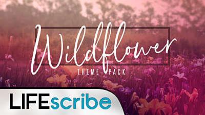 Wildflower Theme Pack