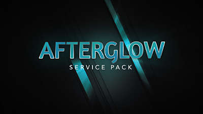 Afterglow Service Pack