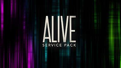Alive Service Pack