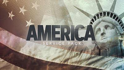 America Service Pack