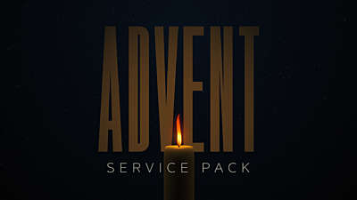 An Advent Moment Service Pack