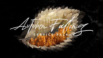 Autumn Falling Service Pack