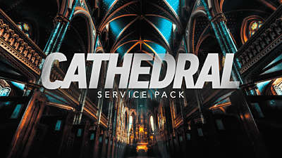 Cathedral Service Pack