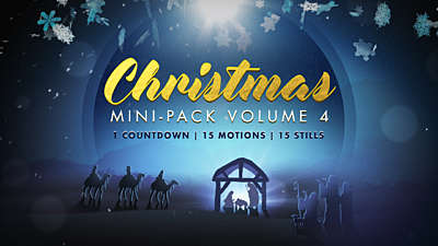 Christmas Mini-Pack Volume 4