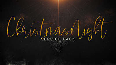 Christmas Night Service Pack