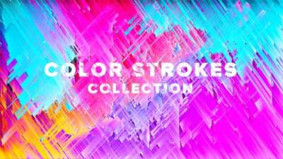 Color Strokes Collection