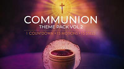 Communion Theme Pack Vol 2