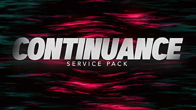 Continuance Service Pack