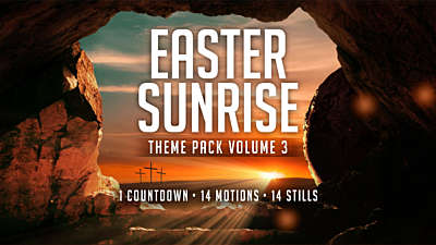 Easter Sunrise Theme Pack Vol 3
