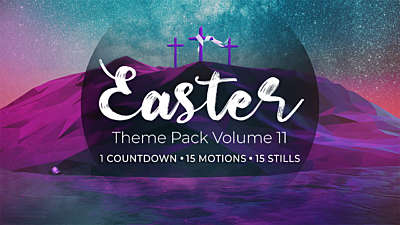 Easter Theme Pack Vol 11