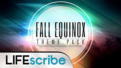 Fall Equinox ThemePack