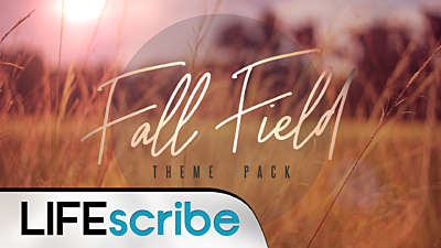 Fall Field Theme Pack